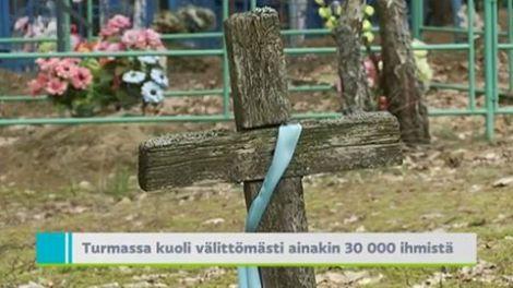 YLE uutiset ja Tsernobylin välittömät kuolonuhrit
